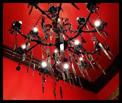 hells kitchen knives hell s kitchen chandelier by sarzich on deviantart