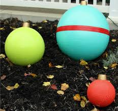 condo blues how to make easy diy outdoor ornament