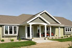 ranch style houses from brio home builder in madison wi