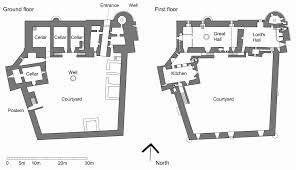 Castle House Plans Unique Floor Plans Scottish Interiors Showcase