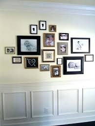 wall gallery ideas photo frame ideas for walls creative gallery wall ideas and photos