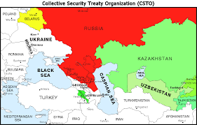Eurasia Map Geopolitical Maps Eurasian Geopolitics