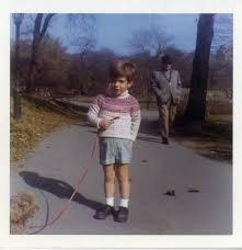 jfk jr young never seen photos from jfk s nanny up for auction