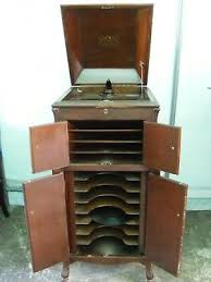 victrola record player cabinet antique victrola phonograph cabinet record player missing local