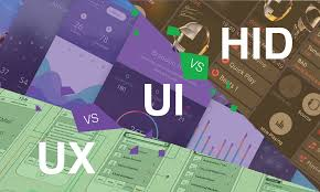 human interface design what is the difference between human interaction design hid ux