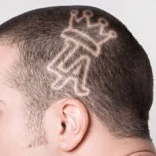 uber cool hair tattoo designs for a truly unique look