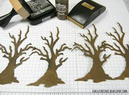 sizzix die cutting inspiration and tips die cutting paper spooky