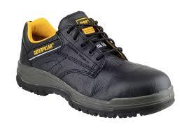buy boots us caterpillar dimen lo safety trainer black size uk 6 eu 393