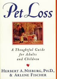 grieving the loss of a pet losing a pet experience
