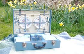 vintage picnic basket let s picnic party demeter clarc