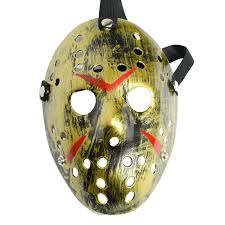old halloween mask jason voorhees friday the 13th horror movie