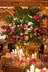 Hotel Flower Decoration Opulent Destination Wedding At A Luxury Hotel In New York City
