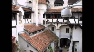 the legend of count dracula bran castle romania youtube