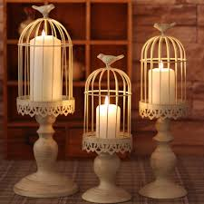 Candelabra Home Decor Cage Steel Picture More Detailed Picture About Bird Cage Candle