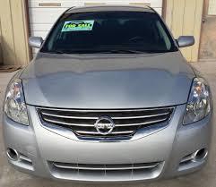 Nissan Altima 2012 - 2012 nissan altima s frontline motors red oak texas