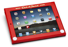 the best ipad case ever etch a sketch churchmag