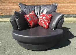 Swivel Cuddle Chair Used Large Round Chair Swivel Chair Love Chair In M45 Hastac