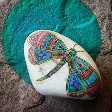 915 best art rocks images on pinterest painted stones rock