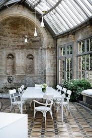 Garden Room Dining Somerset Country House Real Homes - Home and garden design a room