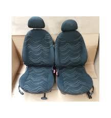 siege auto mini cooper intérieur tissu sièges et banquette cloth aqua panther black s7pn