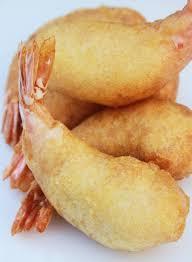 comment cuisiner les crevettes congel馥s la cuisine de bernard beignets aux crevettes