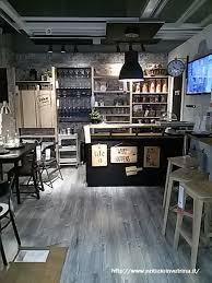 cucina bar stile industrial chic e shabby chic notizie in