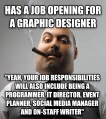 Graphic Designer Meme - livememe com bad guy boss