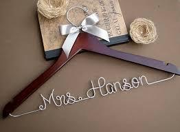 personalized bridal shower gifts sale sale bridal hanger wedding hanger custom hanger
