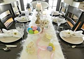 table decorations for easter table decorations easter 30 craft ideas for a cheerful party