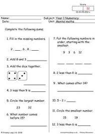 primaryleap co uk mental maths 15 worksheet