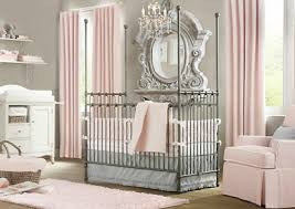 chambre baroque fille décoration chambre bébé baroque thème baroque baby room