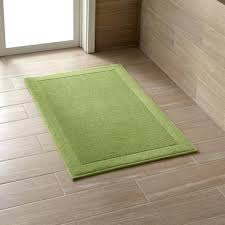 Green Bathroom Rugs Novelty Bath Rugs Shop Green Bath Rug Subtly Textured Green Bath