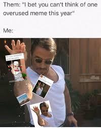 Bae Meme - meta salt bae know your meme