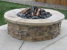 Lowes Firepit Pits Lowes With Stones Brilliant Backyard Pit Designandcode
