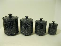 ceramic canisters for the kitchen black ceramic kitchen canisters spurinteractive