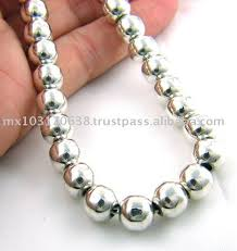 classic sterling 925 silver bead necklace buy necklace
