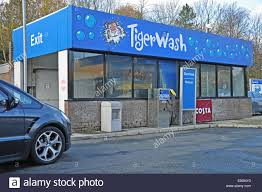 car wash service tiger wash car wash facility at an esso service station london