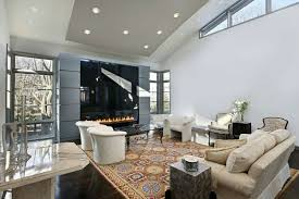 Modern Living Room Ceiling Lights 81 Casual Formal Living Room Design Ideas Pictures