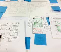wireframing for ux design sketch your big idea carlye cunniff