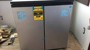 under cabinet fridge and freezer tiny house refrigerator choo choo tiny house