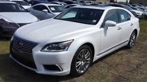 lexus pink white 2015 lexus ls 460 awd swb technology package review west
