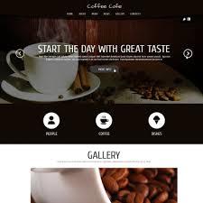 coffee for freshness bootstrap joomla template theme design