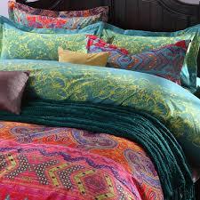 amazon com lelva ethnic style bedding sets morocco bedding