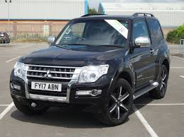nearly new mitsubishi shogun 3 2 barbarian diesel automatic for