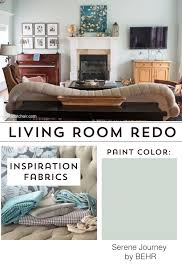ways to update your living room without breaking the bank behr