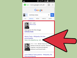 search 3 ways to search and find about someone using image easily