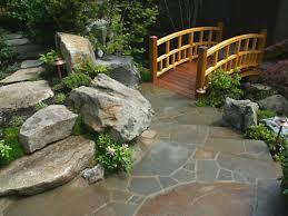 garden bridge ideas home outdoor decoration