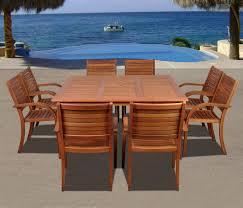teak patio furniture pros to know robby home design