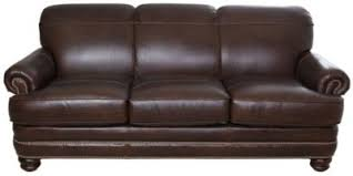 Flexsteel Leather Sofa Flexsteel Bay Bridge 100 Leather Sofa Homemakers Furniture
