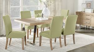 light wood dining room sets pine oak beige cream etc